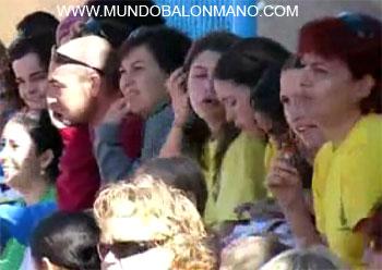 video balonmano el colegio ayuntamiendo de pájara