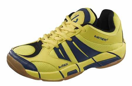 zapatillas amarillas