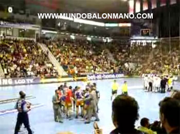 videos balonmano mundial alemania