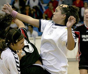 balonmano malaga femenino