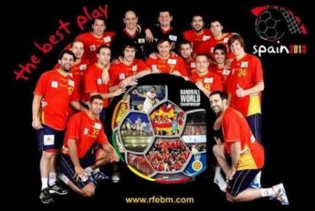 mundial balonmano españa