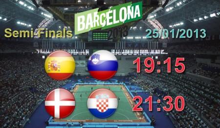 semifinales españa